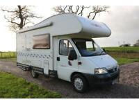 CI Carioca 22 4 Berth Motorhome MANUAL 2003/03