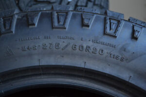 Goodyear Duratrac- Excellent Condition!