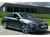 2020 Audi A3 Saloon S line 35 TDI 150 PS S tronic Auto Saloon Diesel Automatic