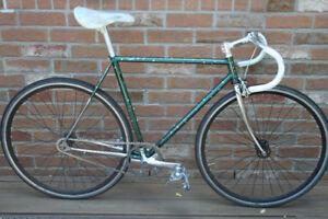 Custom Built Wheeler Vintage Track Bike Fixie.