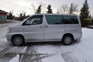 REDUCED 2000 Nissan Elgrand 52000km Immaculate condition