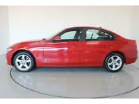 2012 RED BMW 320D 2.0 SE DIESEL MANUAL 4DR SALOON CAR FINANCE FR £145 PCM
