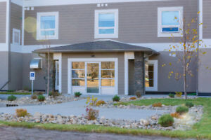 Active Adult Living Apartment Suites in Brandon, Manitoba