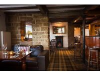 Relief Chef for Pub near Pickering £13ph