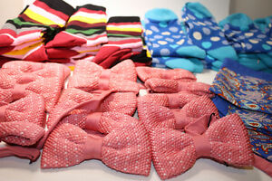 Bracelet, Lapel Pins, Cuff-links, Bow Ties, Pocket Watch