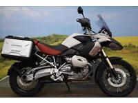 BMW R1200GS **ABS, ASC, Centre Stand, Panniers**