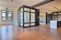Magnifique condo style loft Plateau-Mont-Royal