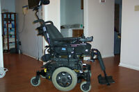 TDX SP Power Chair $1500, Hoyer Lift $750, APM Bed $750