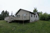 Acreage 10 minutes to Red Deer on Pavement!