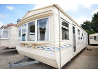 2001 Willerby Leven 37x12 with 3 beds | Full Winter Pack Static Mobil | OFF SITE