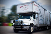 2 Pro Movers + truck at $119/hour, Call 780-232-0275