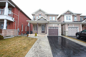 3 Bed House / Lease from May 1st / Brampton 410/Willams Parkway