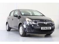 2014 VAUXHALL CORSA 1.2 S AC 5DR 83 BHP LOW FINANCE AVAILABLE