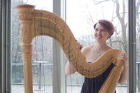 Private Harp Lessons with Versatile Professional Harpist