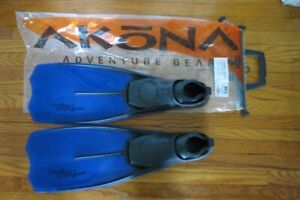 Swimming Fins. Akona size 5-6