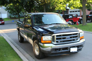 Ford F250 2001 Great Work Truck