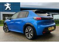 2020 Peugeot 208 50kWh GT Line Auto 5dr Hatchback Electric Automatic