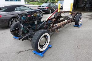 1947 Buick Super Convertible Chassis For Sale