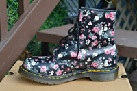 Dr.Martens Skull&Roses Print US size 7 AND 11 New