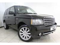 2010 10 LAND ROVER RANGE ROVER 3.6 TDV8 AUTOBIOGRAPHY 5DR AUTOMATIC 271 BHP DIES