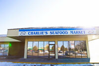 Now Hiring at Charlie's Seafood Market