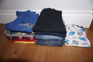 Vêtements garçon 4 ans