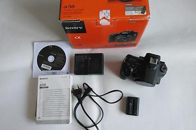 Sony Alpha SLT-A58 20.4MP Digital-SLR (SLT) Camera (FullHD Camcorder) -Body only segunda mano  Embacar hacia Mexico