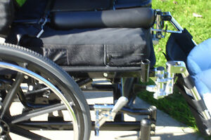 NEW,VIP, high quality tilt back air cushion wheelchair Windsor Region Ontario image 5