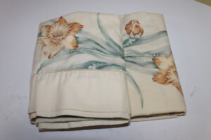 Tablecloths and Pillowcases  $2/$3/ $5/$10
