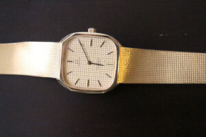 Omega 18Kt Solid Gold Watch $3000 OBO Trade for Car Very Rare Windsor Region Ontario image 1