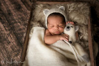 Newborn Session with McLelland Photography