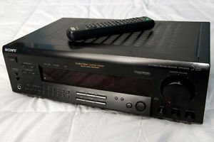 Sony STR-DE415 Stereo Receiver with Phono Input