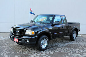 2009 Ford Ranger Sport Clean Pickup Truck **Low Km**