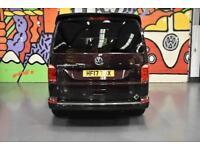 2017 VW TRANSPORTER SWB 2.0TDI 150PS HIGHLINE KOMBI LV SPORTLINE PK BLACKBERRY