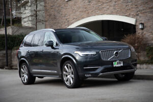 2016 Volvo XC90 T6 Inscription Package
