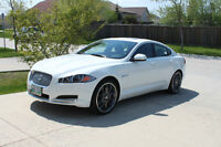 2013 Jaguar XF V6 Sedan
