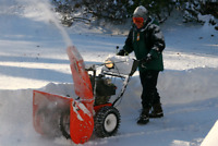 SNOW CLEARING 24 HR SERVICE