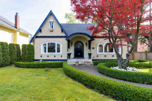 Vancouver West/ Kerrisdale 5 Bed 2.5 Bath House for Rent