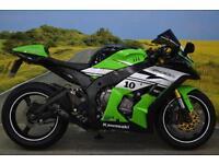 Kawasaki ZX10R 2013** QUICK SHIFTER, RACE REPLICA, REMAPPED **