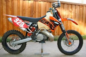 looking for ktm 200,250, or 300