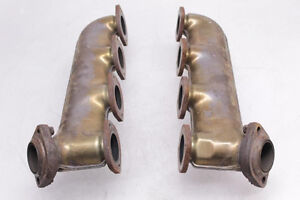 Mercedes AMG S55, E55, C55, CLS55 Supercharger Exhaust Manifolds