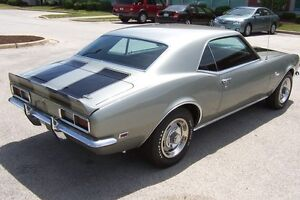 1968 camero ss/rs