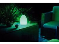 Portable Bluetooth Multi-Colour LED Mood Lamp Light