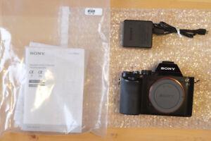 Sony A7 Full Frame Camera, 3 year warranty & Leica R Adapter