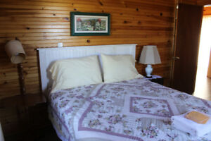 10% off Economy Quadruple Cottage Aug 1-2 Two-day package !!