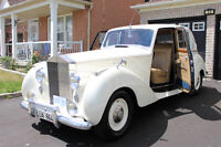 Rolls Royce Limo for wedding 25% off
