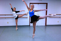 Dance Classes - Ballet, Tap, Jazz, Hip Hop, and more!