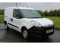 Vauxhall Combo 1.3CDTi 16v ( 90PS ) L1H1 Combo Dual Side Doors Air/ Con Diesel