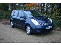 One Owner Nissan Note 1.5dCi Acenta 121439 miles recent MOT with SERVICE HISTORY