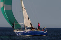Race Crew for 33 foot sailboat